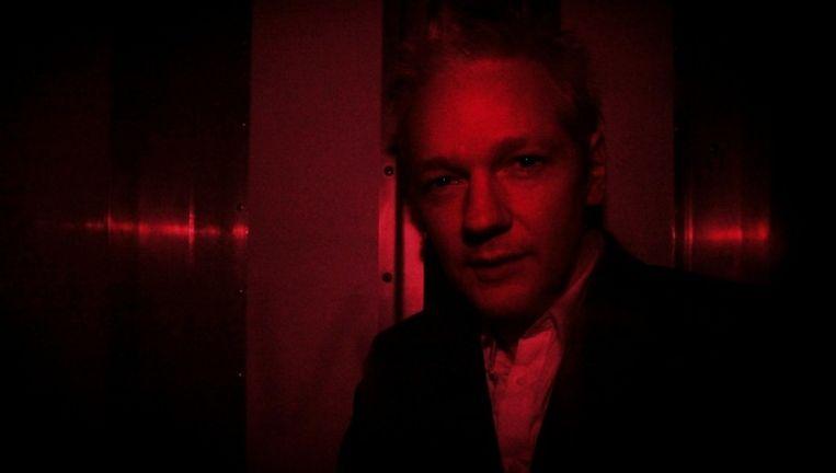 Julian Assange Beeld