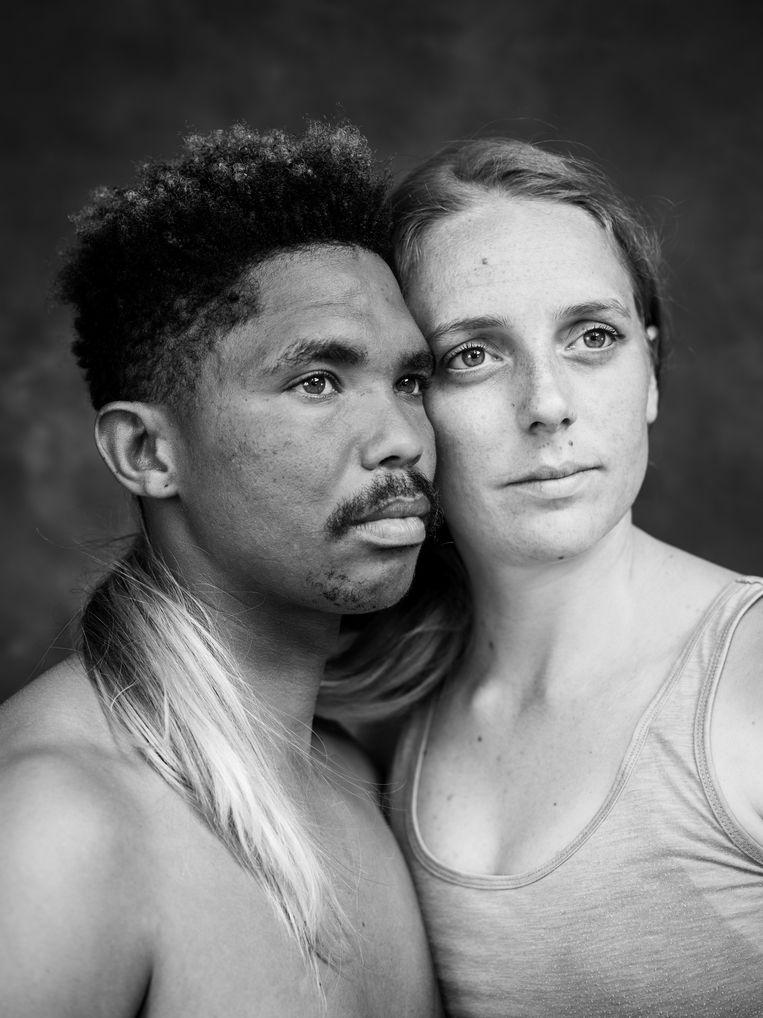 'Love Zone Zuid-Afrika' Beeld Hadas Itzkovitch en Anya van Lit