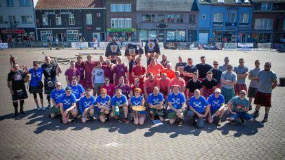 Zwaluwen winnen elfde editie Highland Games