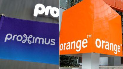 Telenet dient klacht in tegen geplande joint venture tussen Proximus en Orange