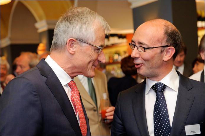 Rudy Demotte et Geert Bourgeois.
