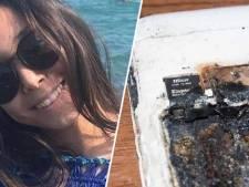 Slapend meisje (14) overlijdt door ontploffende smartphone: 'Kan het nog steeds niet geloven'