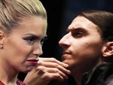 'Sylvie huilt uit in armen Zlatan Ibrahimovic'