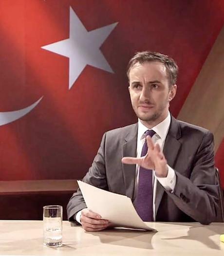 Böhmermann kan niet lachen om T-shirt rechtspopulisten