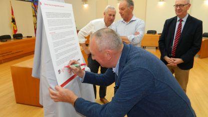 Aalter en Knesselare ondertekenen charter 'toegankelijke gemeente'