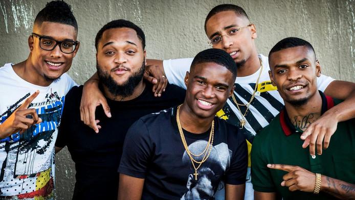 De Rotterdamse hiphopgroep Broederliefde