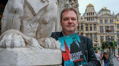 Hallenaar schrijft thriller met Brussel als rode draad