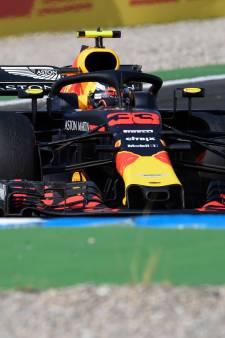 Verstappen: Wachten tot Ferrari en Mercedes de boel opschroeven
