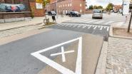 Vraag voor wegmarkeringen voorrang van rechts