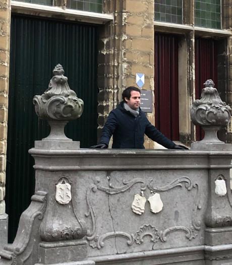 Goochelaar Victor Mids op zoek naar zijn voorouders op Tholen
