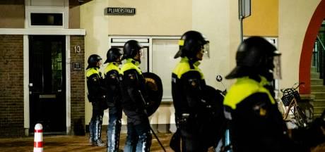 Negentien aanhoudingen in onrustig Den Haag