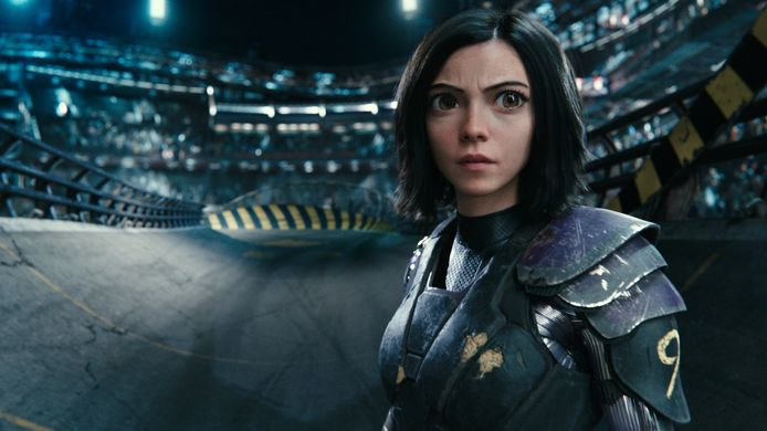 'Alita: Battle Angel'