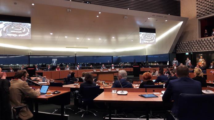 Provinciale Staten in Den Bosch spraken vrijdagmiddag over de ombouw van de N279 tussen Asten en Veghel.