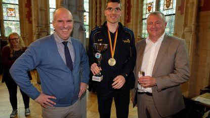 Maarten Poels wereldkampioen G-Judo