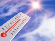 40 graden in Twente? Record staat 'slechts' op 36.1