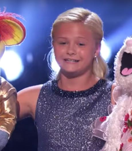 Buikspreekster Darci (12) wint America's Got Talent