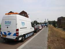 Fietsster gewond na aanrijding met lijnbus op Twistvlietbrug in Zwolle