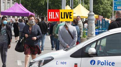 LIVE. Volg hier VTM NIEUWS - Ziekenhuisbezetting zakt onder grens van 1.000 bedden - Piek van nieuwe besmettingen in Iran en India