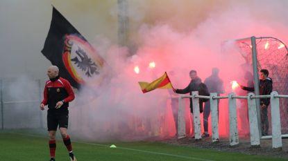 Voetbalbond legt KV Mechelen voor 15.000 euro boete op voor Bengaals vuur