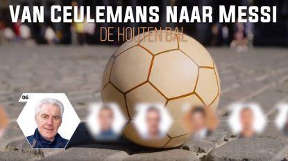 """De Houten Bal aflevering 6, met Hugo Broos: """"Hij was het proefkonijn voor het WK in Mexico om de hitte te testen"""""""