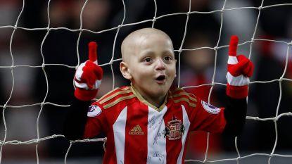 Kankerpatiëntje (5) maakt doelpunt van de maand in Premier League
