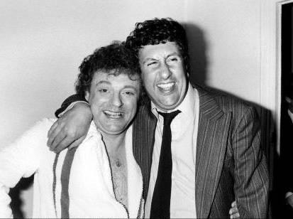 Jacques Martin et Stéphane Collaro.