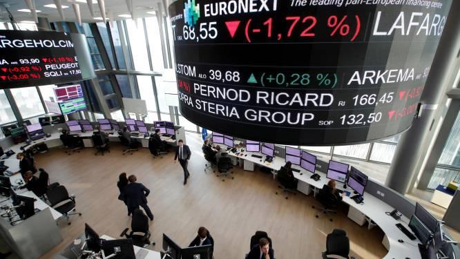 Handel op Euronext-beurzen ligt stil door 'technische storing'