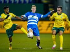 LIVE | Belangrijk duel in Zwolle: nummer 12 PEC ontvangt nummer 13 Fortuna Sittard