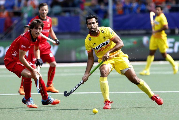 Arthur van Doren (L) en Dharamvir Singh (R)