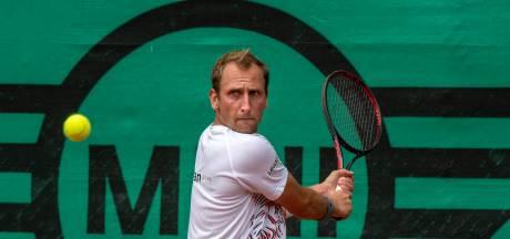 Onzekerheid bij eredivisionist Lewabo over tennisseizoen en finaledagen