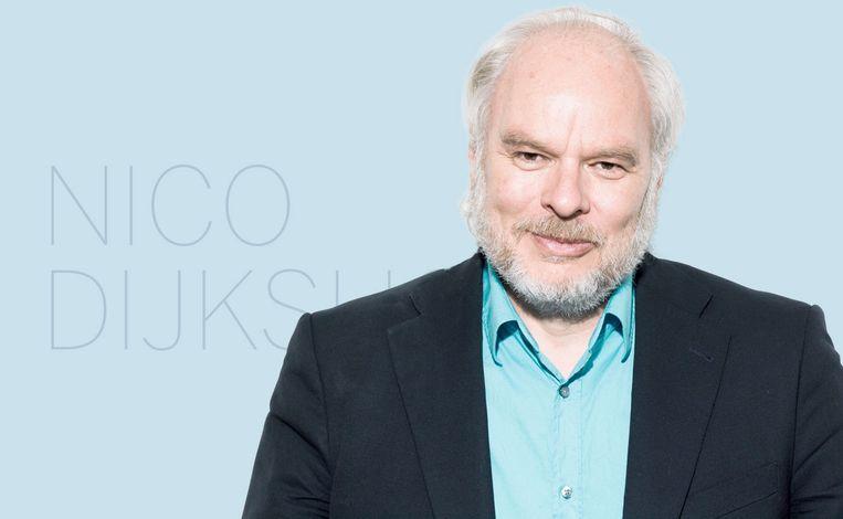 Nico Dijkshoorn  Beeld de Volkskrant