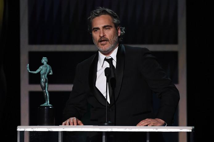 Krijgen we weer een speech van Joaquin Phoenix?