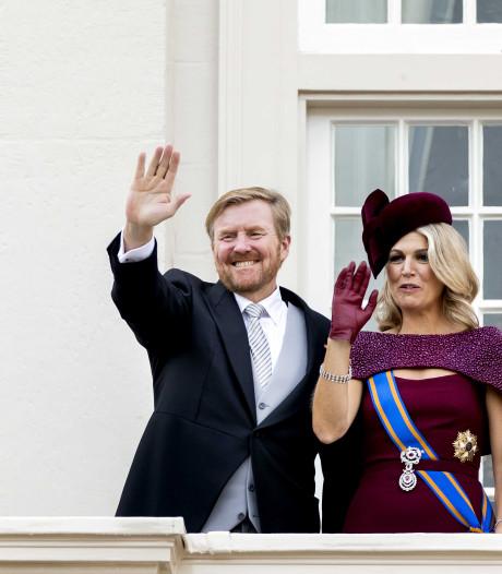 Koning Willem-Alexander ligt op koers voor 1 miljoen per jaar