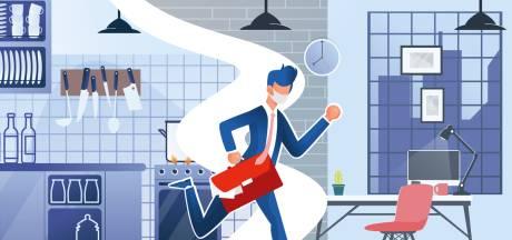 Klaar met thuiswerken: vraag naar kleine kantoorruimte stijgt