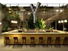 Zo ziet designhotel Yalo in vroeger shoppingcentrum Braempoort eruit