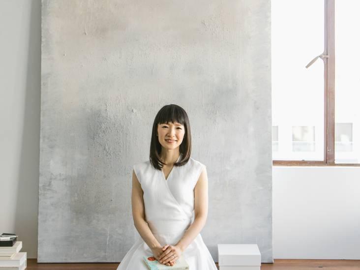 (Thuis)werkplek opruimen met Marie Kondo: als je niet blij wordt van een bestand, kan het weg