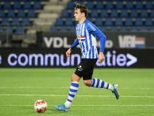 FC Eindhoven en NAC akkoord over transfer Kaj de Rooij