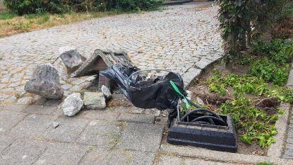 Jongeren vernielen meer dan 10 brievenbussen in één straat