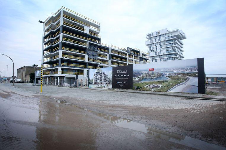 Er werd de voorbije jaren al gestart met enkele grote bouwprojecten in Oostende.