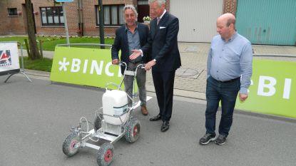 Eddy Planckaert trekt startstreep BinckBank Tour