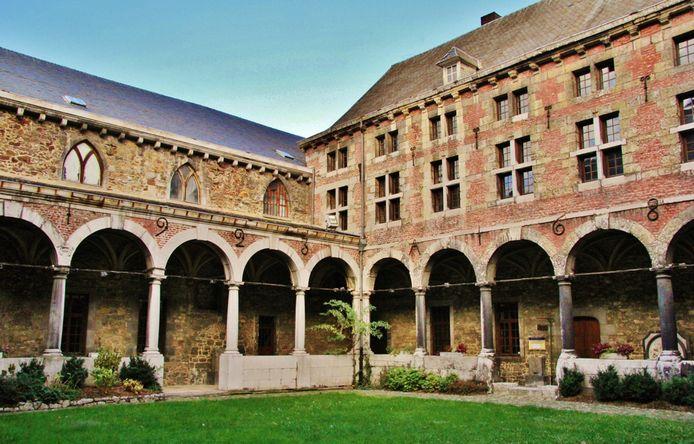 Le couvent des frères mineurs sera la scène de la Bruxelloise Elia Rose.