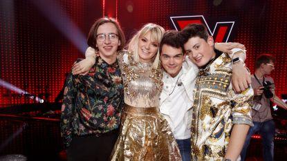 'The Voice van Vlaanderen' strikt Eurosong-winnaar Duncan Laurence en popster Ava Max voor de finale