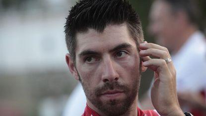 Thomas De Gendt en Samuel Sánchez stappen uit Vuelta