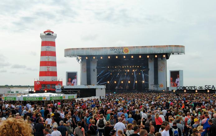 Concert at Sea 2017.