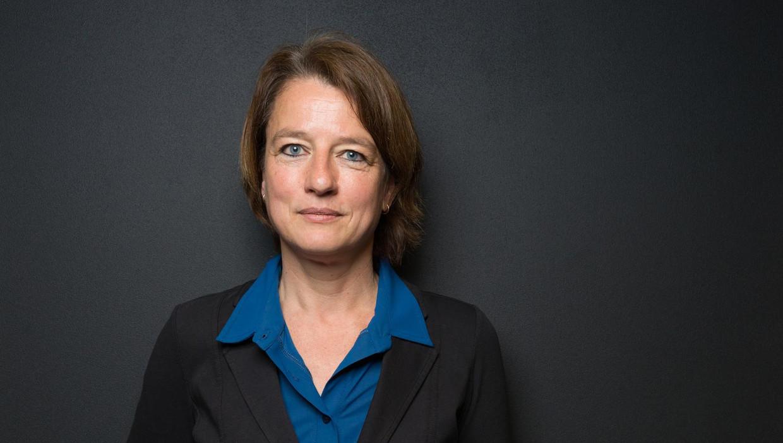 Karin Schadee: 'Het Meldpunt Discriminatie moet meer de straat op, om bekendheid te krijgen bij Amsterdammers.'