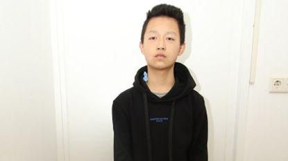 Nederlandse politie vond maandag deze Chinese jongen in station van Utrecht. Nog altijd weet niemand wie hij is