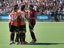 Oranje-Rood ruimschoots voorbij Grange in EHL