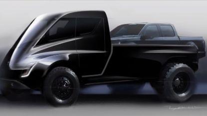 "Elon Musk: ""Tesla pickup truck komt eraan in november"""
