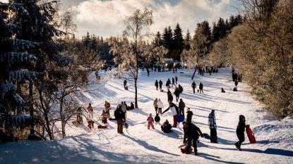 Negen skicentra open in provincies Luik en Luxemburg