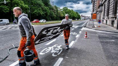 """OPINIESTUK. Schepen Koen Kennis over hoe Antwerpen als fietsstad onterecht voorbijgestoken wordt door de Brusselse """"moordstrookjes"""""""